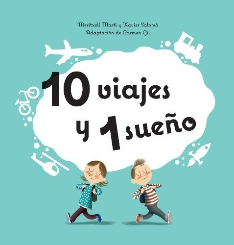 10 Viajes y 1 Sueno (10+1) by Carmen Gil, £16 http://www.amazon.co.uk/dp/8498254892/ref=cm_sw_r_pi_dp_G9qErb0STB2PE