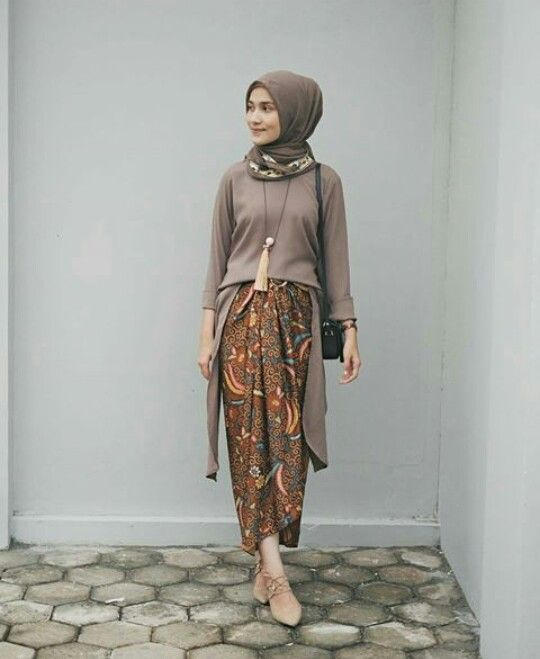 Outfit Kondangan Simple Remaja Outfit Kondangan Simple In 2020 Muslimah Fashion Outfits Dubai Khalifa