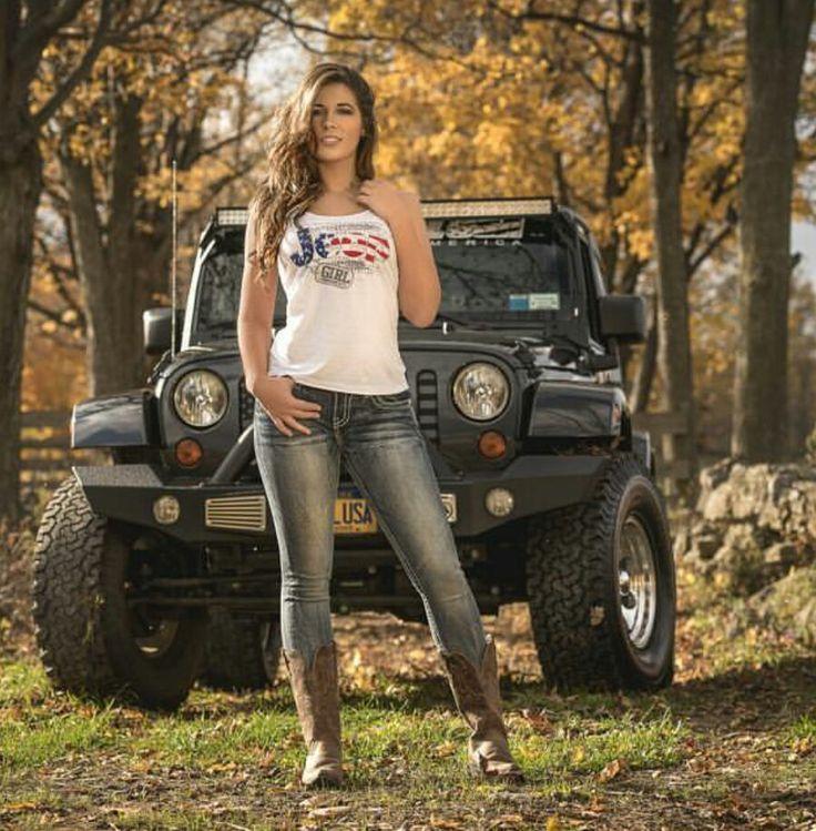 Untitled Briguyflorida Sexy Hot Jeep Girl Shelbie