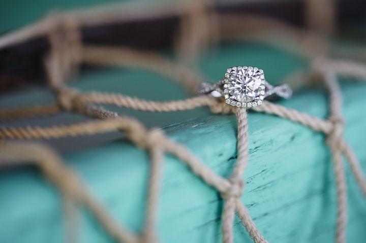 Infinity Engagement Ring--beautiful!!
