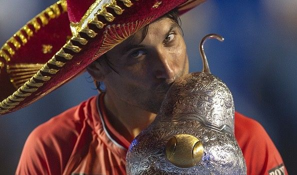 David Ferrer continued his stellar start to 2015 by capturing his fourth Abierto Mexicano de Tenis title after defeating top seed Kei Nishikori 6-3, 7-5 in the final on Saturday.