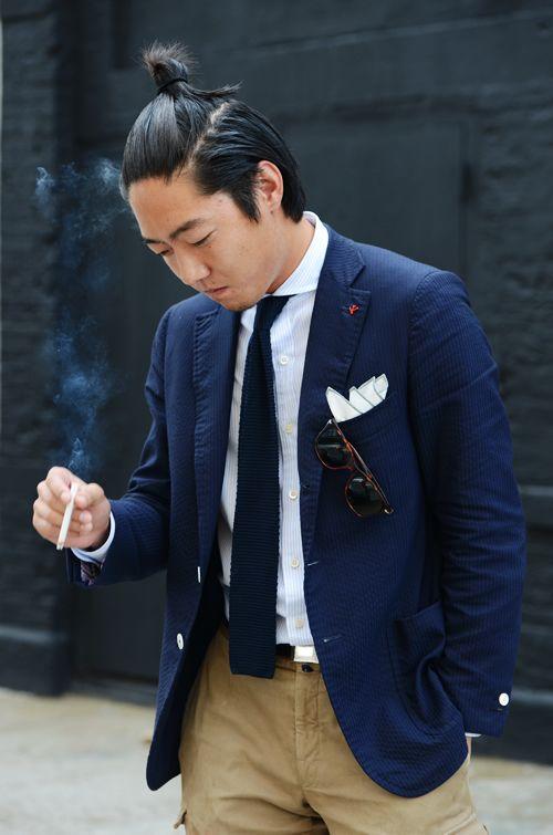 Top 11 Trendy Asian Men Hairstyles 2016