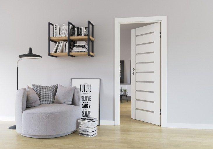 Znalezione obrazy dla zapytania drzwi białe klasyczne