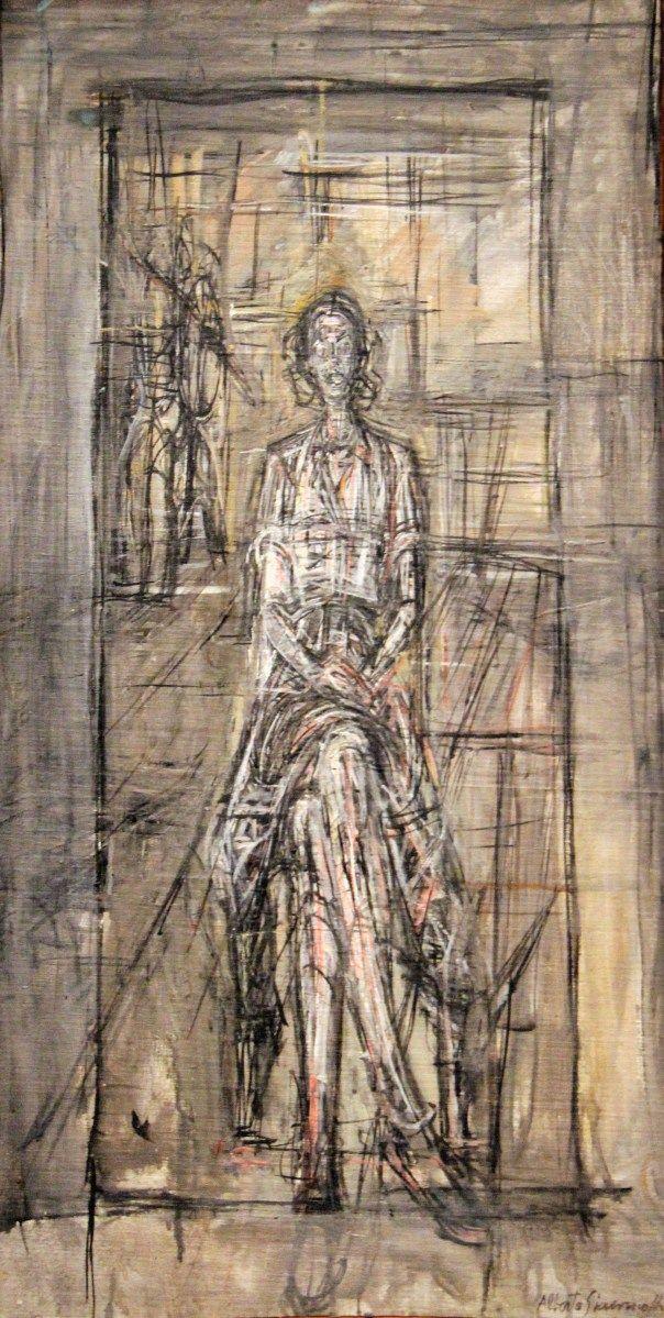 Alberto Giacometti, Annette