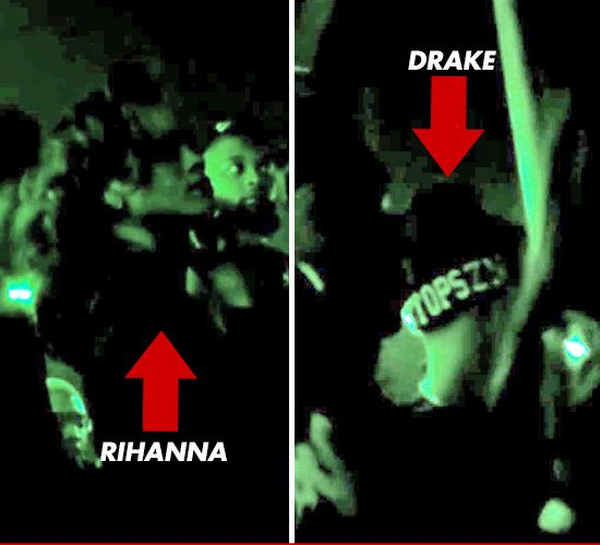 Drake & Rihanna Hit the Strip Club -- Drop $17,000 on Houston Booty
