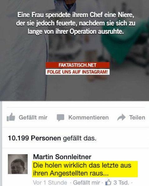 """Haftbefehl ist Vater geworden! """"Strafzettel ist zur Welt gekommen!"""""""