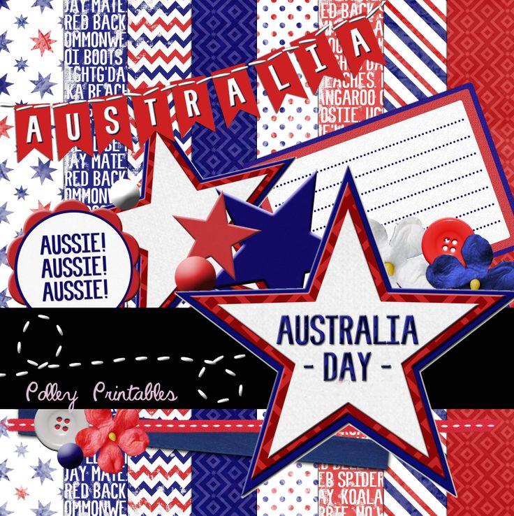 Australia Day Card Ideas