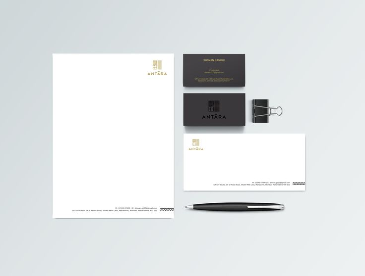Branding For Antara