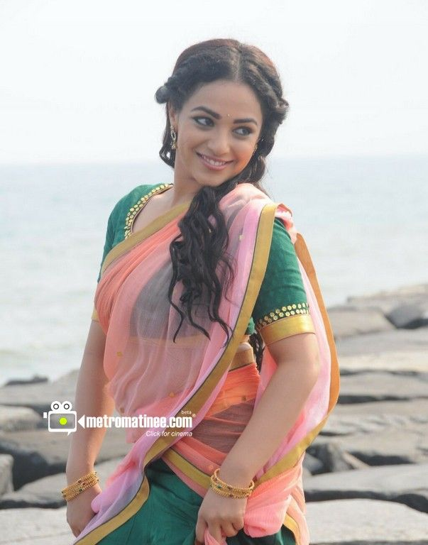 Photo of Actress Nithya Menon