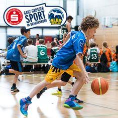 Kitasport-Pass: ALBA BERLIN Basketballteam
