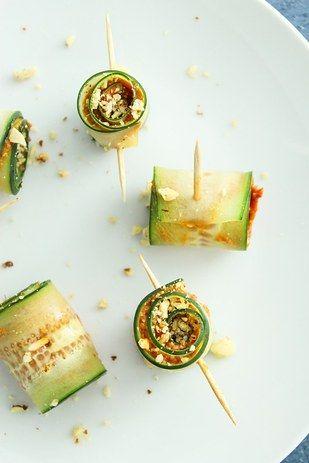 Cucumber Pinwheels