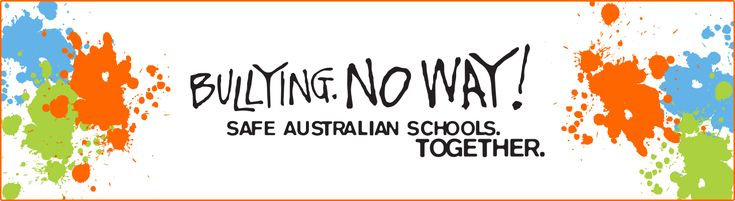 Organization: Bullying. No Way! provides information and ideas for students, parents and teachers. If you want to talk to someone in person or online click here to get contact details for helplines.