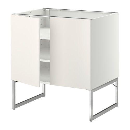METOD Unterschrank M Böden/2Türen IKEA Mit Versetzbaren Böden; Der Abstand  Dazwischen Kann Dem