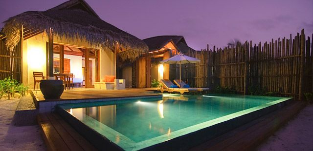 Anantara Resort Maldives - Luxury Resort & Spa - South Male Atoll