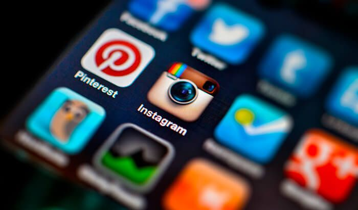 #Pinterest e #Instagram continuano a crescere, diventando parte fondamentale per la nostra strategia di #SocialMediaMarketing