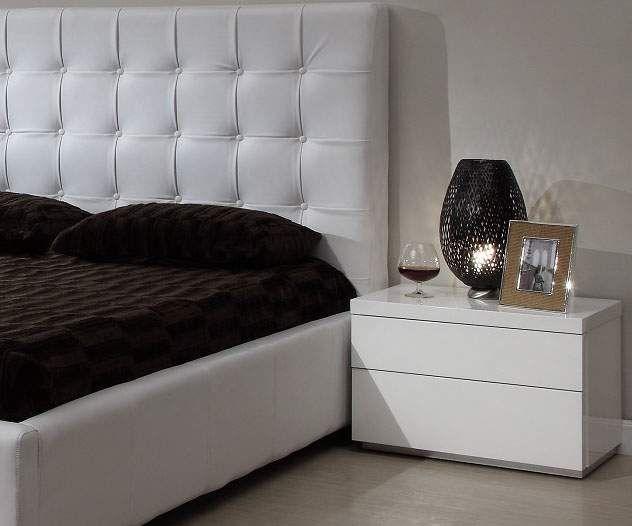 White Nightstand Design For The Modern Bedroom Www Bocadolobo Com Bocadolobo