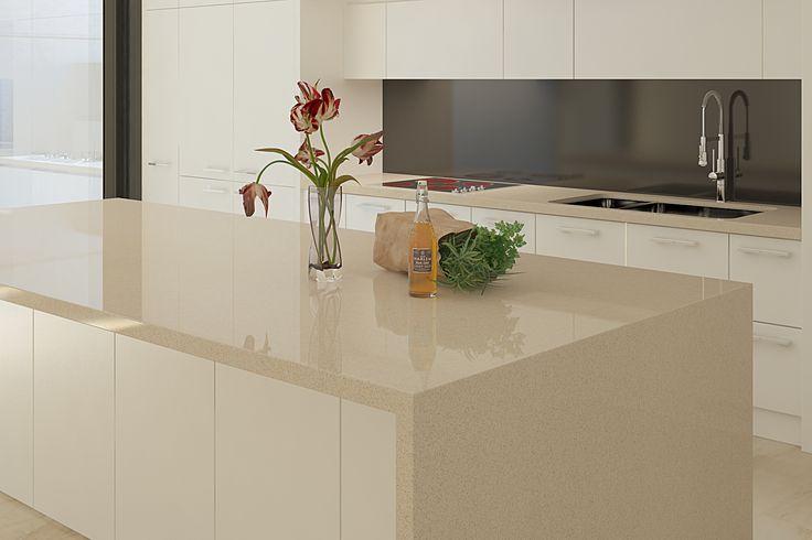 BQ300 - Cashimir #Vicostone #Quartz #Countertops #interiordesigns #kitchen #remodel #homeimprovement