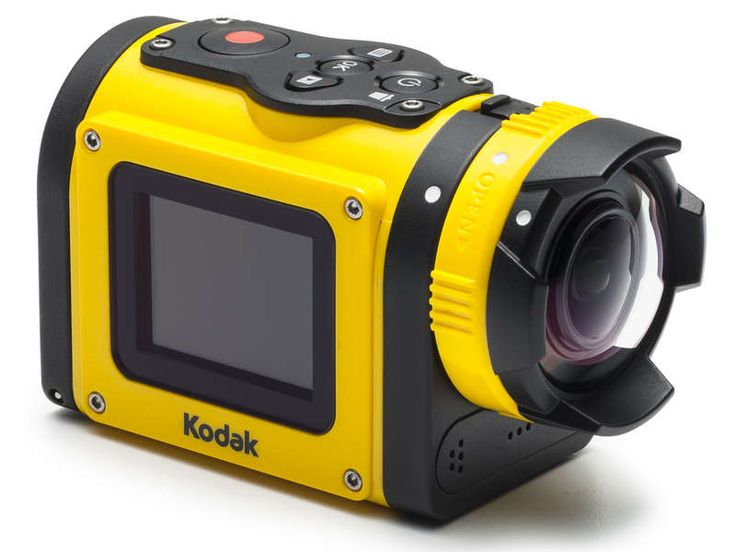 Caméra Sport Conforama promo caméra pas cher, achat Caméra sport étanche + accessoires KODAK SP1 prix promo Conforama 549.00 € TTC
