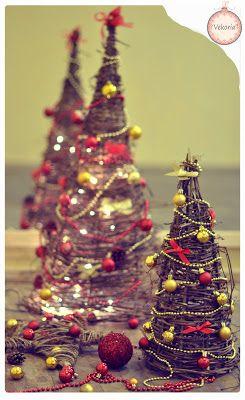 """""""Vekoria"""" - творческий стеллаж Виктории Сокур: Новогодние изделия из веток дерева!!!"""