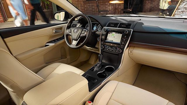 The #Camry is beautiful inside and out. #lajollalocals #sandiegoconnection #sdlocals - posted by San Diego Toyota Dealers  https://www.instagram.com/sdtoyotadealers. See more post on La Jolla at http://LaJollaLocals.com