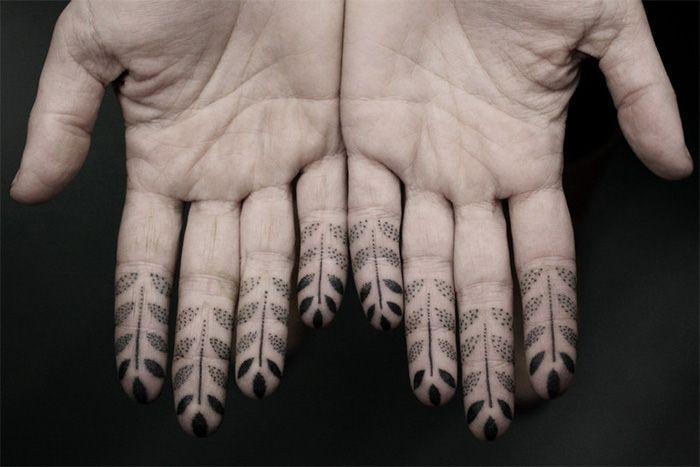 Pointillisme tatouages Kenji Alucky 6