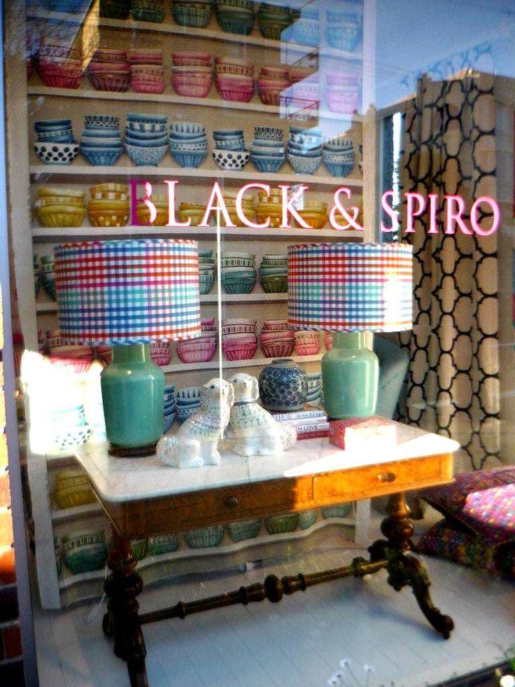 spiro and black store - Google Search