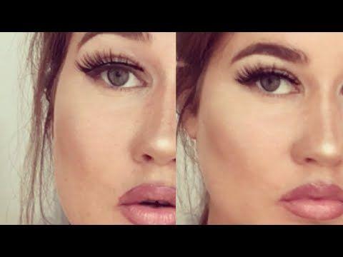 How to: Wimpern kleben, so einfach wie nie ! Marina Si - YouTube