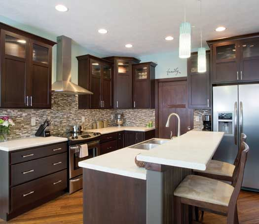 78 Best Images About Today's StarMark Custom Cabinetry