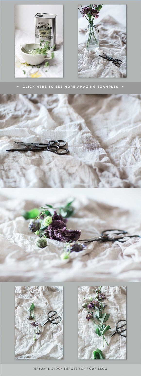 7 Neutral stock images for bloggers