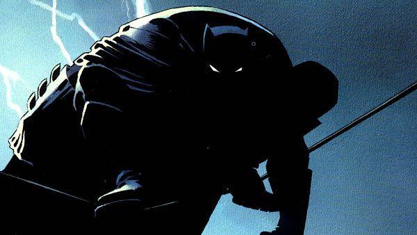 Frank Miller  Batman: Návrat temného rytíře  2012, Crew, přeložil Viktor Janiš