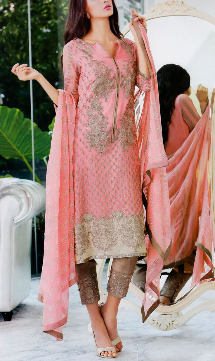 Buy Baby Pink Embroidered Chiffon Salwar Kameez by Charizma 2015 Call: (702) 751-3523 Whatsapp us at : 0092-3218864791 Viberapp us at : 0092-3218864791 Email: Info@PakRobe.com www.pakrobe.com https://www.pakrobe.com/Women/Clothing/Buy-Designer-Chiffon-Dresses #DESIGNER_CHIFFON_DRESSES