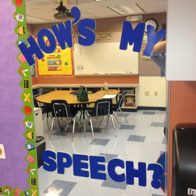 Cute way to use a mirror for articulation practice. Repinned by SOS Inc. Resources @SOS Inc. Resources.