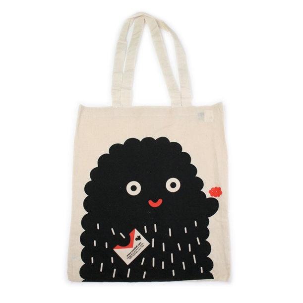 Dust Eco Tote Bag. AWWWWW So cute