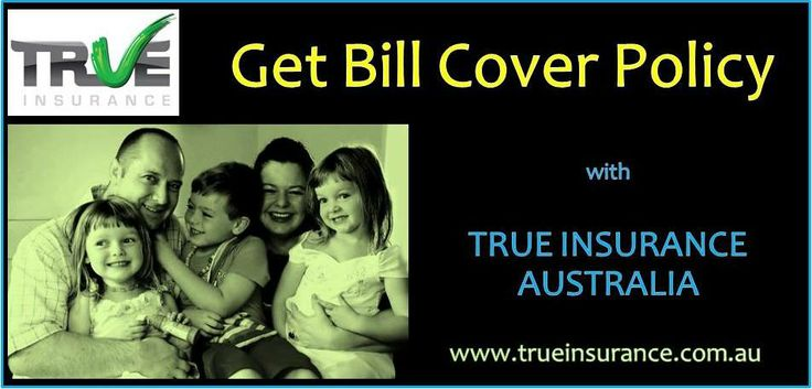 True Insurance Australia Provides you affordable and reliable bill protection policy, which will take care of your monthly bills when you are not able to work due to voluntary unempolyement or serious illness. Details- http://www.trueinsurance.com.au/bill-protection-insurance/