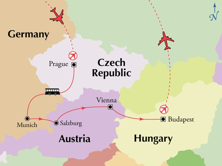 11 Day Crown of Central Europe,Tour Central Europe, Central Europe Travel package - www.gate1travel.com $1549 Oct 27 departure