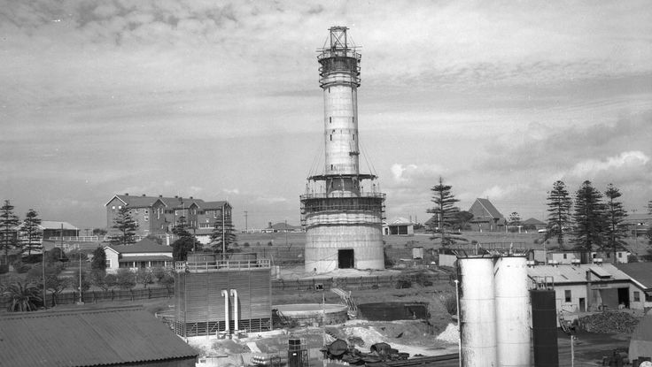 GALLERY: Historical photos of Port Kembla stack