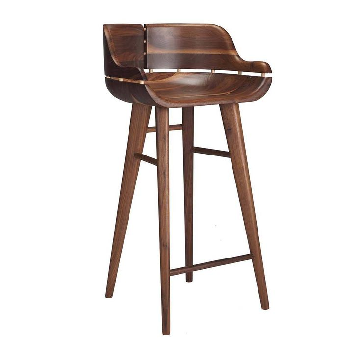 Browse Contemporary Bar Stools Online or Visit Our Showrooms To Get Inspired With The Latest Bar Stools From Organic Modernism - Kurf Bar Stool