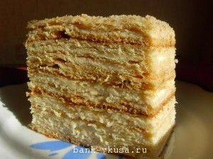 Торт Медовик  MAMIN recipe