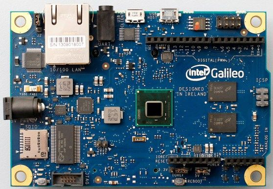Intel teams up with Arduino to promote open-source hardware community