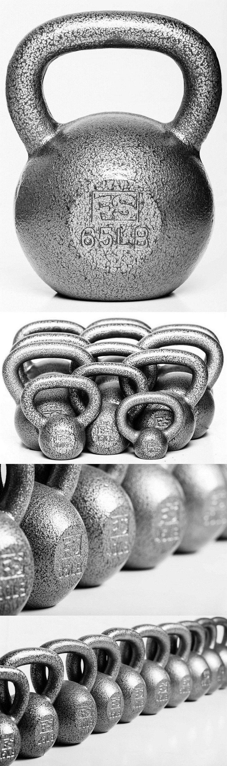 Kettlebells 179814: Grey Hammertone Kettlebell 25Lb -> BUY IT NOW ONLY: $37.99 on eBay!
