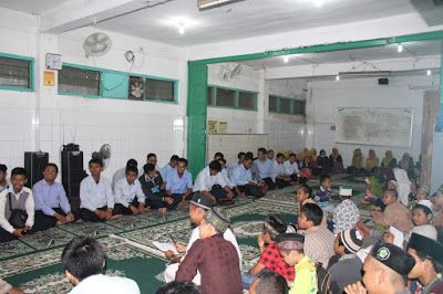 Panti Asuhan Islam Bani Yaqub Surabaya: Kunjungan Buka Puasa Ramadhan Bank Mandiri di Pant...