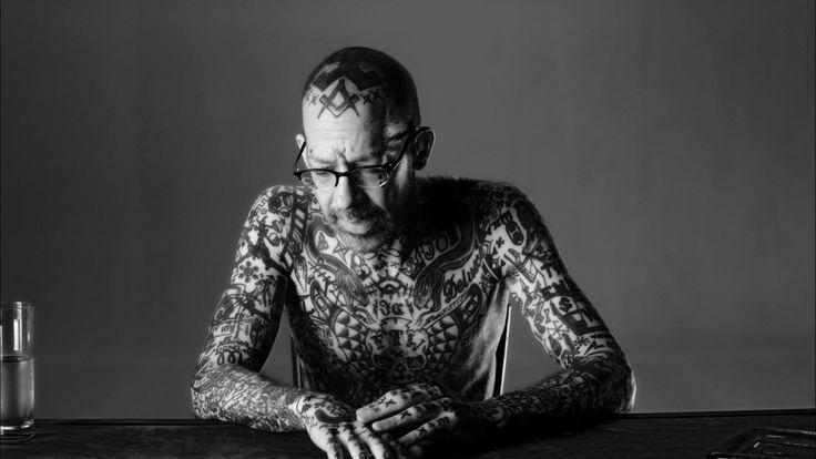 """Mr X"" - a short film on tattoo artist Duncan X, directed by Alex Nicholson"