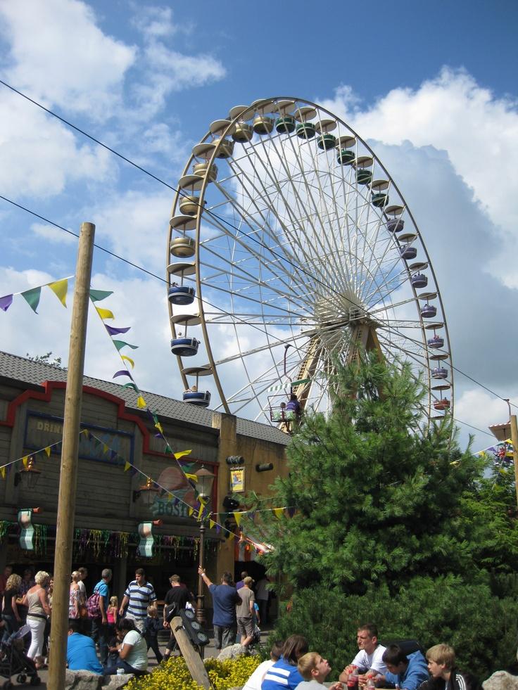 17 best images about funfair pretpark the netherlands for Amusement park netherlands