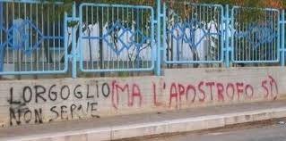L'apostrofo! - mcd