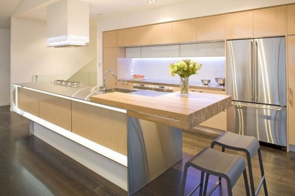Beautiful Kitchen Island Lighting for Contemporary Style