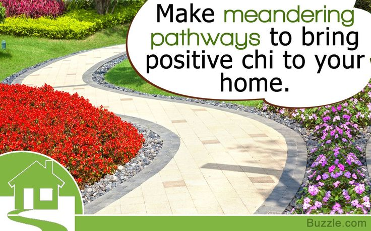 A feng shui designed garden or house is always pleasing to the eye and mind. It aims to harmonize the energy of those living in that space with a few rearrangements and ornamentation. So, here are some important feng shui tips for garden landscaping to bring positive energy in your home. #HomeEnergySpaces