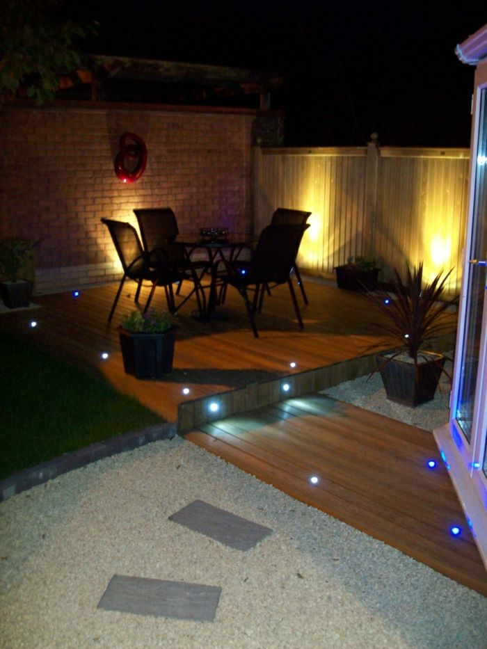 Garden Lighting What Kind Of Commotion Would You Like To Have In The Garden Solar Landscape Lighting Solar Lights Garden Solar Patio Lights