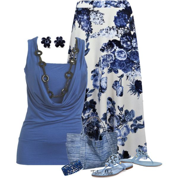 Floral Summers by taliormade on Polyvore featuring Mode, Wet Seal, Boohoo, Tory Burch and Hring eftir hring