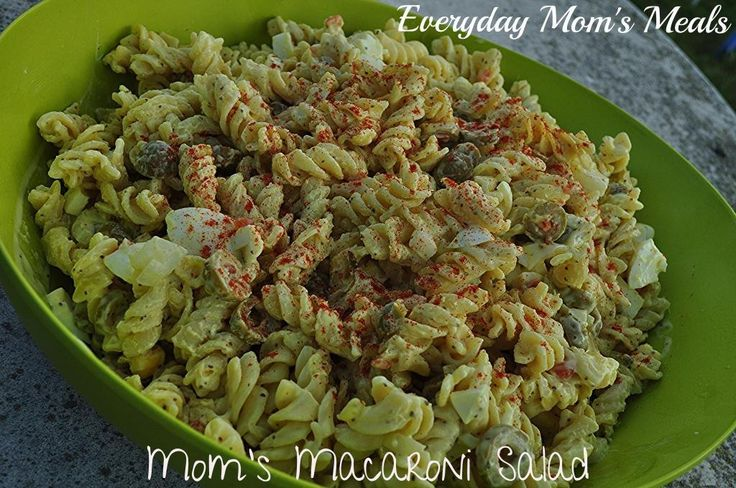 """<p>When garden veggies are bountiful, this is the side dish you want to make! Creamy, cool, crunchy...yum! Get the recipe <a href=""""http://everydaymomsmeals.blogspot.com/2014/06/foolproof-family-recipes-day-1-review.html""""><em><strong>here</strong></em></a>.</p>"""