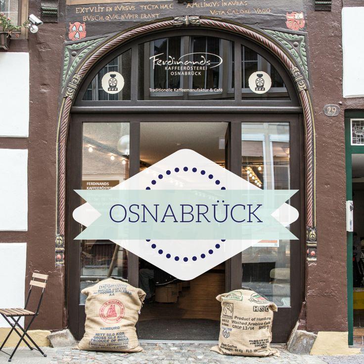Die besten Tipps für Cafés und coole Läden in #Osnabrück
